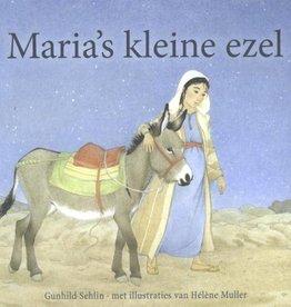 Sundhild Sehlin, Maria's kleine ezel (Prentenboek)