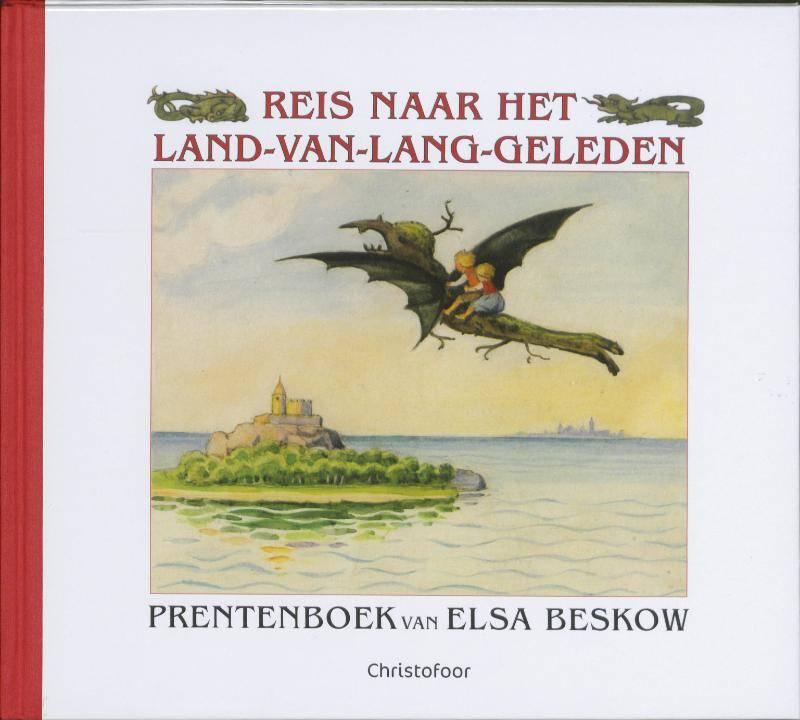 Elsa Beskow, Reis naar het Land-van-Lang-Geleden