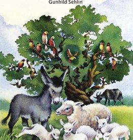 Gunhild Sehlin, Maria's kleine ezel (leesboek)