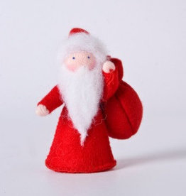 Roemeense Vingerpopjes Kerstman Santa Claus