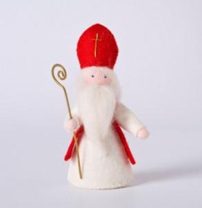 Roemeense Vingerpopjes Sinterklaas Saint Nicholas