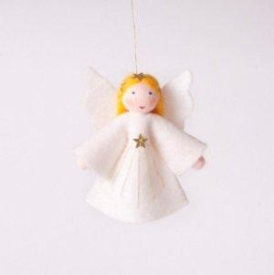 Roemeense Vingerpopjes Kleine Engel oranje haar Little Angel 1