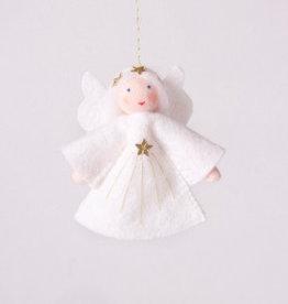 Roemeense Vingerpopjes Kleine Engel wit haar Little Angel 2