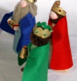 Roemeense Vingerpopjes Drie Koningen The Magicians