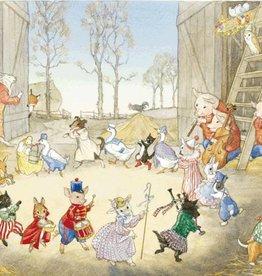 Molly Brett, Farmyard Fancy-Dress Dance PCE 044