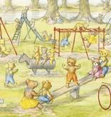 Molly Brett, Teddy Bears Playtime PCE 048 Ansichtkaart