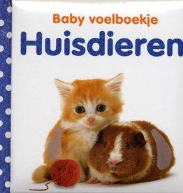 Baby voelboekje Huisdieren