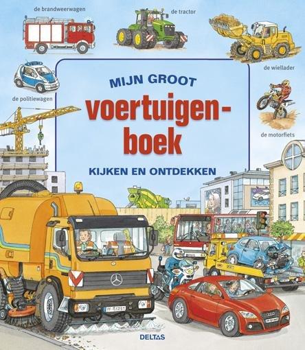 Kristoff Willekens, Mijn groot Voertuigenboek
