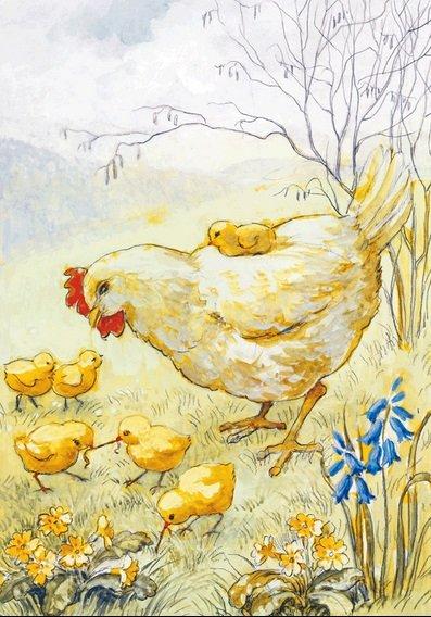 Eileen Chandler, Hen and Chicks PCE 132