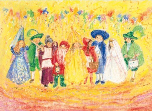 Marjan van Zeyl, Kindercarnaval