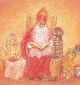 Marjan van Zeyl, Sinterklaasfeest (300)