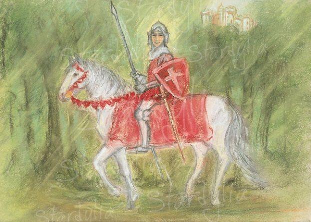 Marjan van Zeyl, Ridder Parcival 347