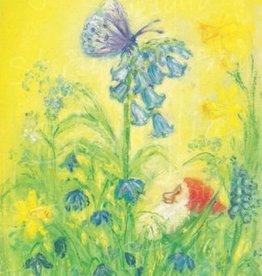 Marjan van Zeyl, Lente - vlinder
