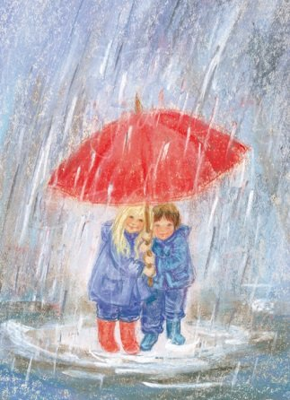 Marjan van Zeyl, Moeders paraplu 355