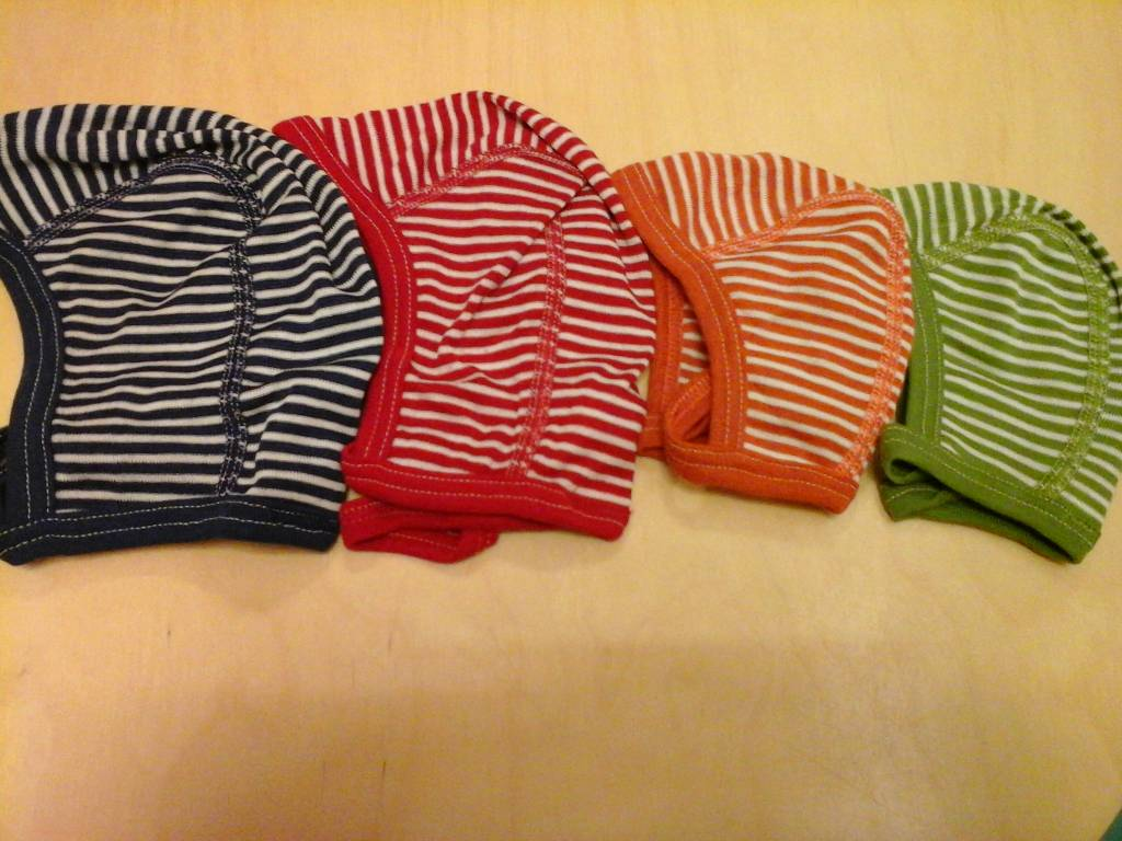 Cosilana Cosilana Baby Mutsjes wol/zijde 71090