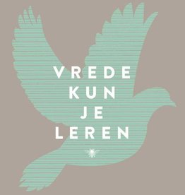 David van Reybrouck, Vrede kun je leren
