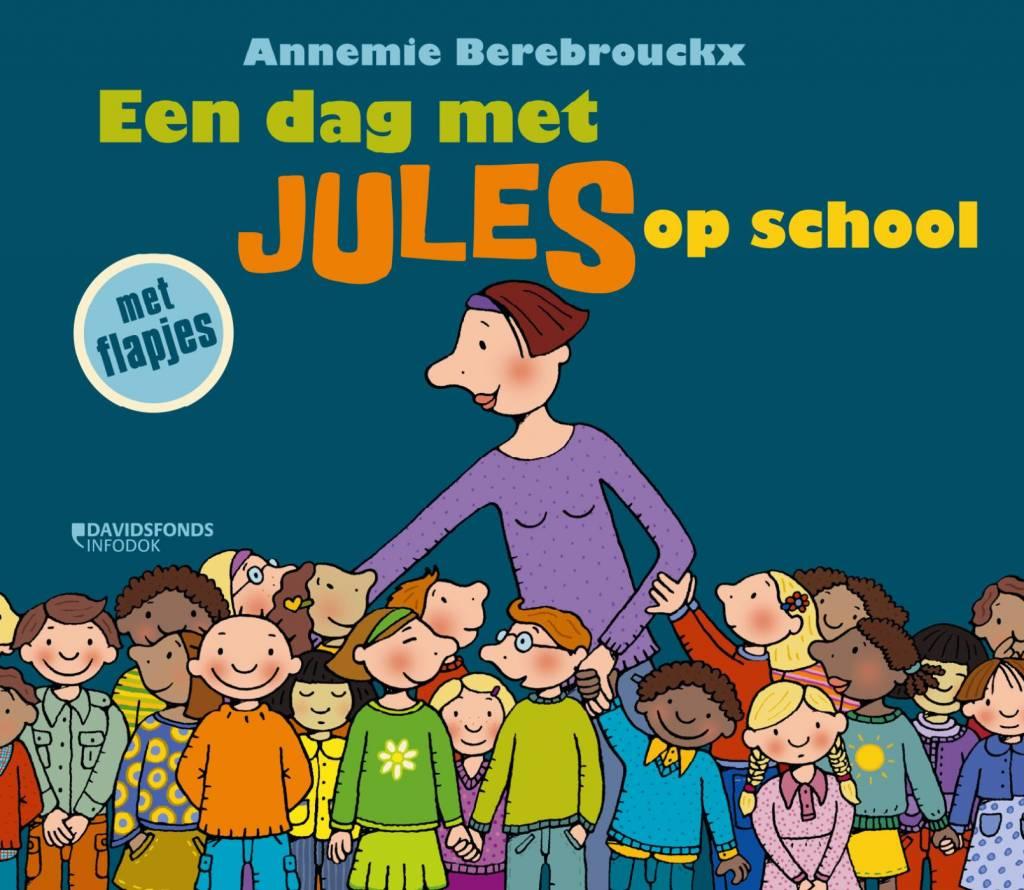 Annemie Berebrouckx, Een dag met Jules op school