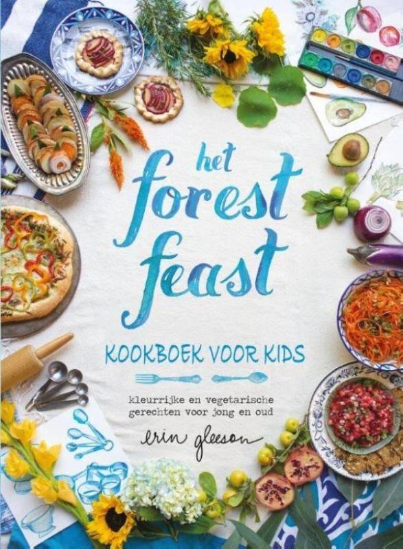 Erin Gleeson, Forest Feast kookboek voor Kids