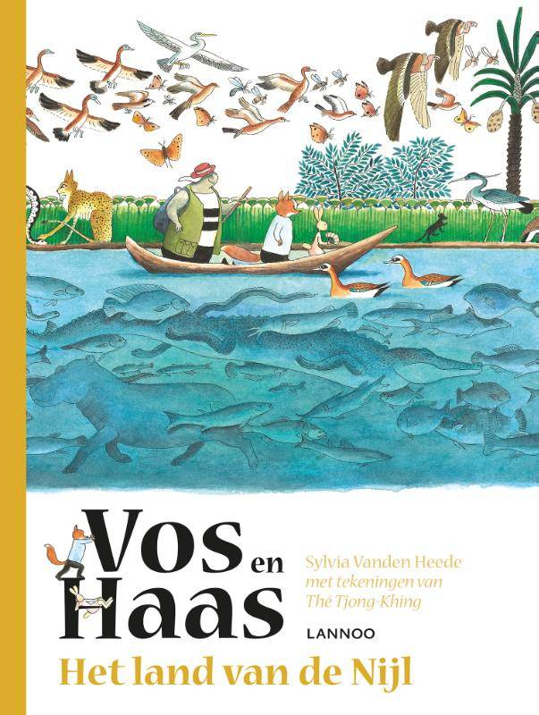 Sylvia Vanden Heede, Het land van de Nijl