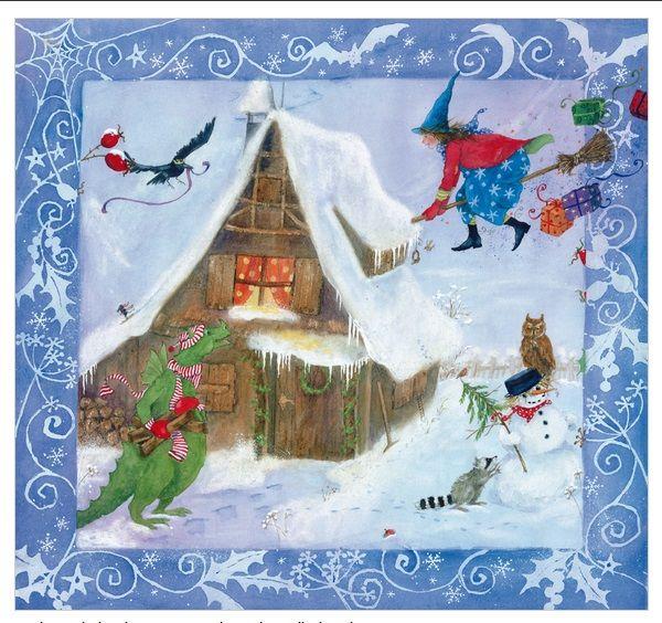 Adventkalender Toveren met Merlinde en Igor
