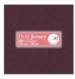Poppentricot Doll Jersey per meter
