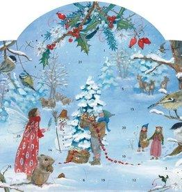 Adventkalender De kleine Elf viert Kerstmis 47011