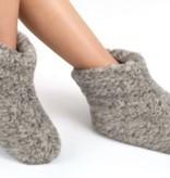 Woolwarmer Wollen sloffen