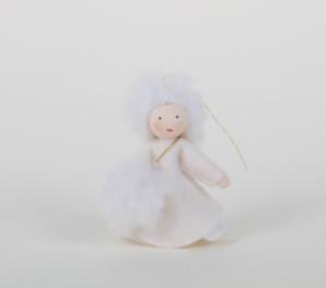 Roemeense Vingerpopjes Sneeuwvlok meisje Snowflake girl