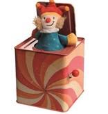 egmont toys Jack in the box - Nar Muziekdoos (HS)