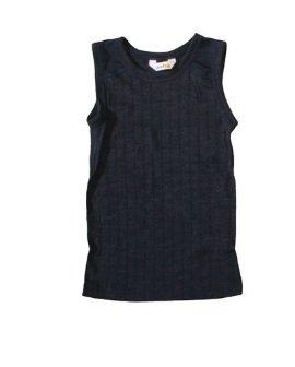 JOHA Joha Onderhemd zonder mouw wol/zijde 76981-185