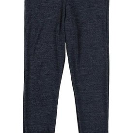 JOHA Joha legging wol/zijde donkerblauw 26981-195-413