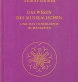 Rudolf Steiner, GA 283 Das Wesen des Musikalischenund das Tonerlebnis im Menschen