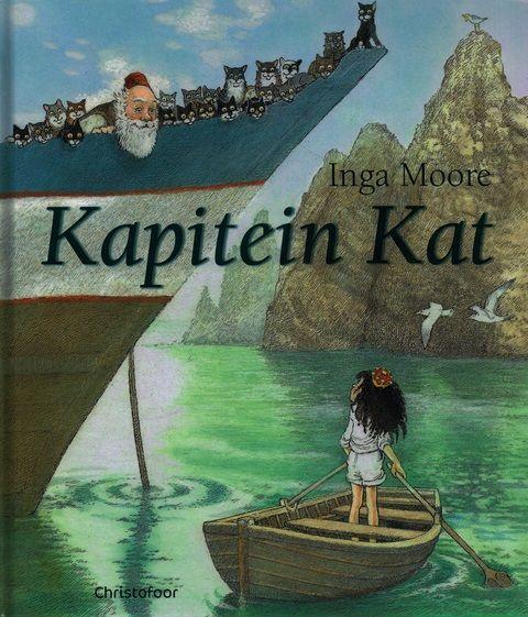 Inga Moore, Kapitein Kat