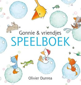Olivier Dunrea, Speelboek Gonnie & vriendjes