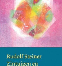 Rudolf Steiner, Zintuigen en levensprocessen