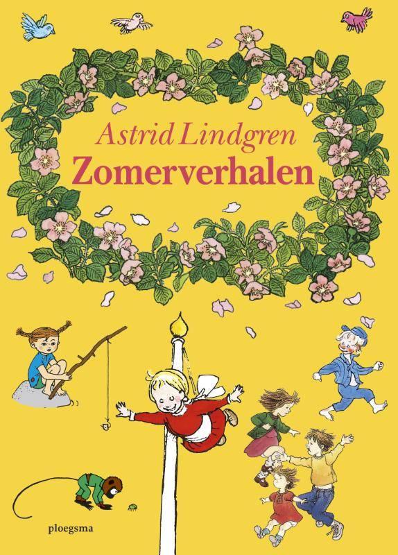 Astrid Lindgren, Zomerverhalen