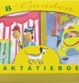 Gouden boekjes Traktatiebox (8 boekjes)