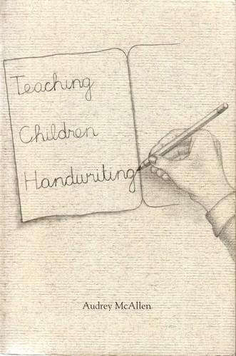 Audrey McAllen, Teaching children handwriting