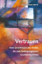 Flensburger Hefte 137 Vertrauen