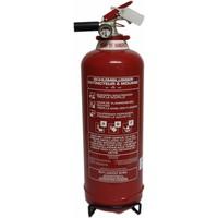 Mobiak Schuim-vetbrandblusser vorstvrij 2l (ABF) permanente druk