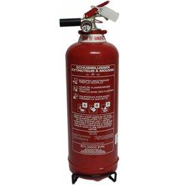 Schuim-vetbrandblusser vorstvrij 2l (ABF) permanente druk