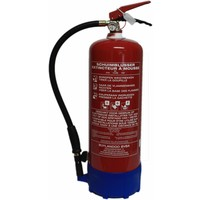 Mobiak Schuim-vetbrandblusser vorstvrij 6l (ABF) permanente druk