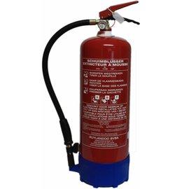 Schuim-vetbrandblusser vorstvrij 6l (ABF) permanente druk