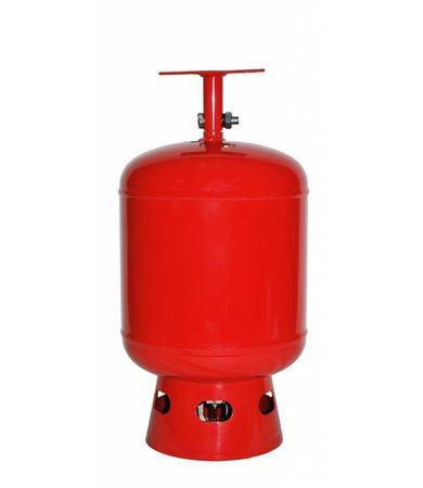 Mobiak Automatische plafond poederbrandblusser 6kg (ABC)