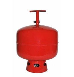 Automatische plafond poederbrandblusser 12kg (ABC)