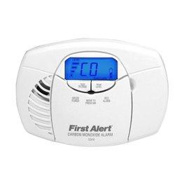 First Alert CO-melder met digitaal scherm