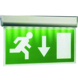 Elro noodverlichtingsbord met LED-verlichting, inclusief 4 richtinglabels