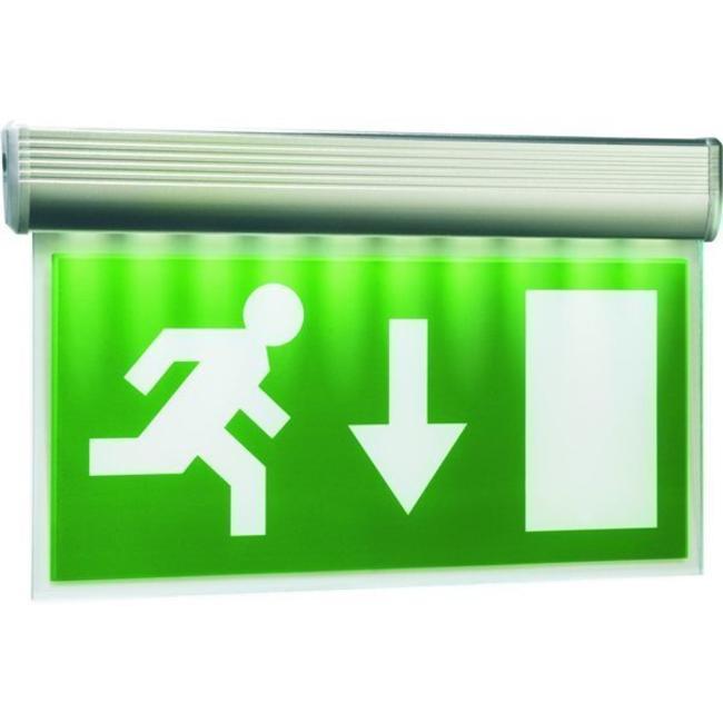 Elro Elro noodverlichtingsbord met LED-verlichting, inclusief 4 richtinglabels