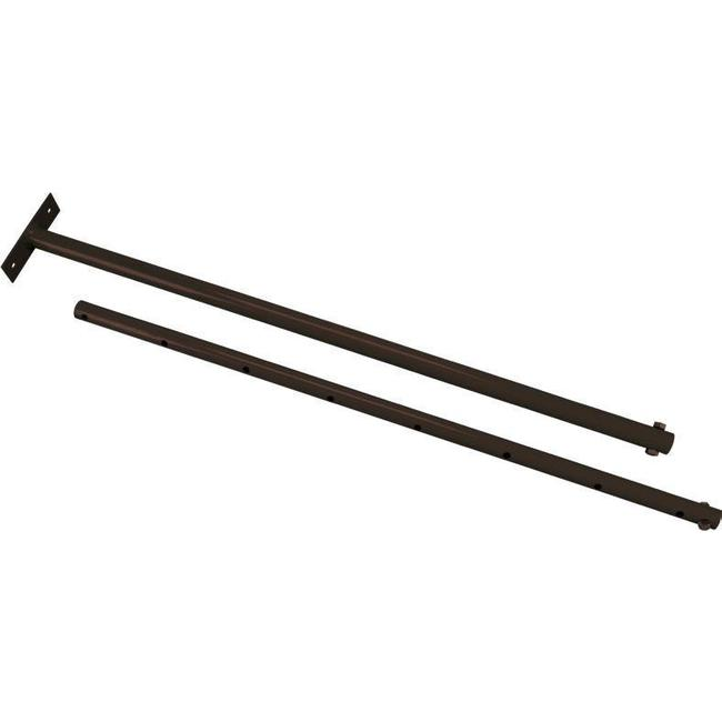 Mobiak Verstelbare lengtebeugel voor plafondbrandblusser