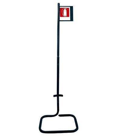 Mobiak Vloerstaander met signalisatie
